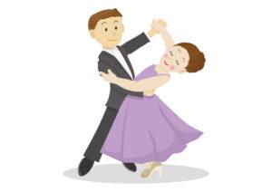 豊島区池袋の社交ダンスサークル・レッスン再開